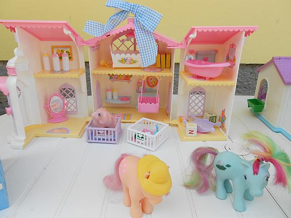 my place for all my little pony. Black Bedroom Furniture Sets. Home Design Ideas